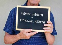 Mental health is equally as important as physical health
